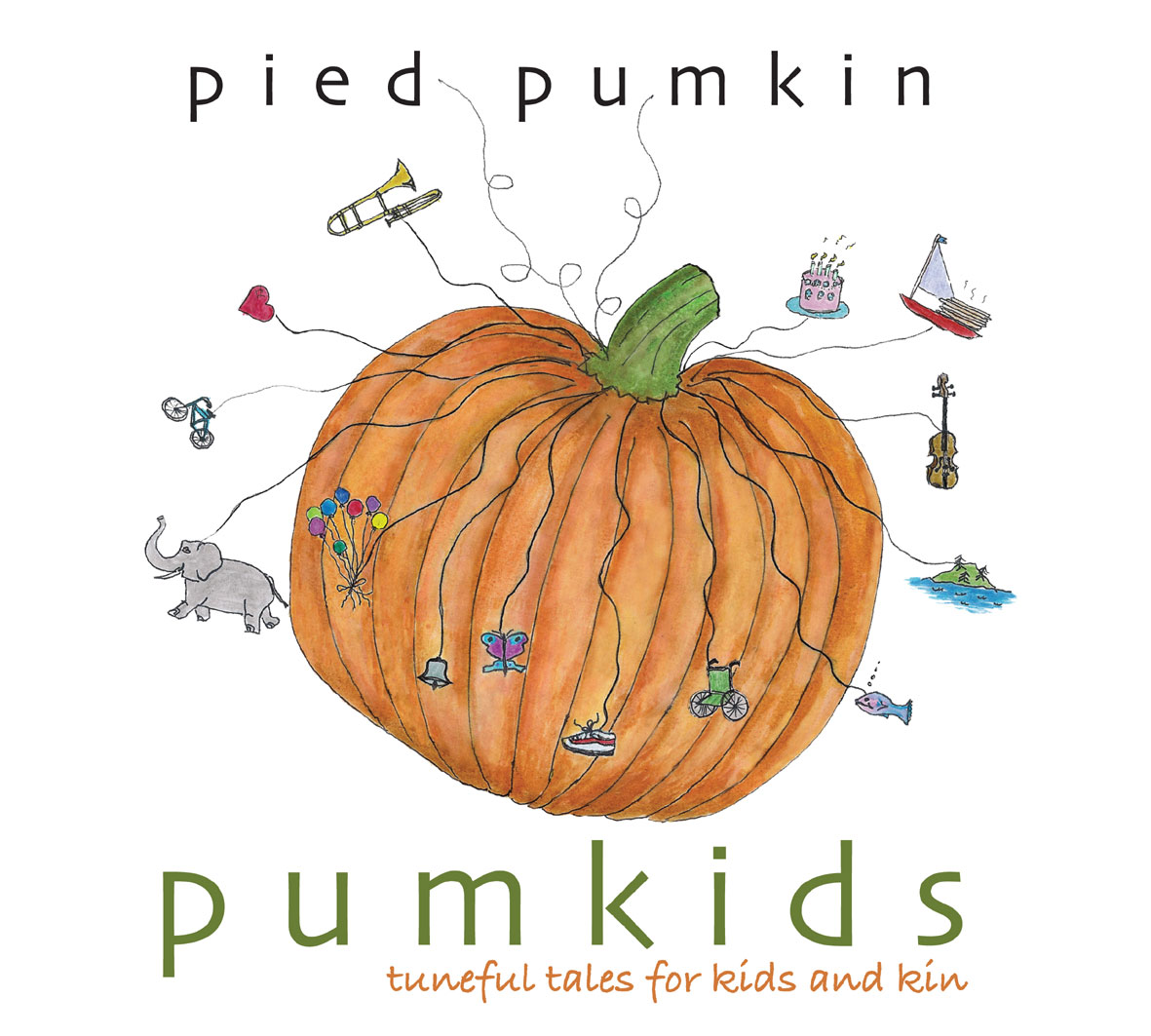 pumkids cd cover